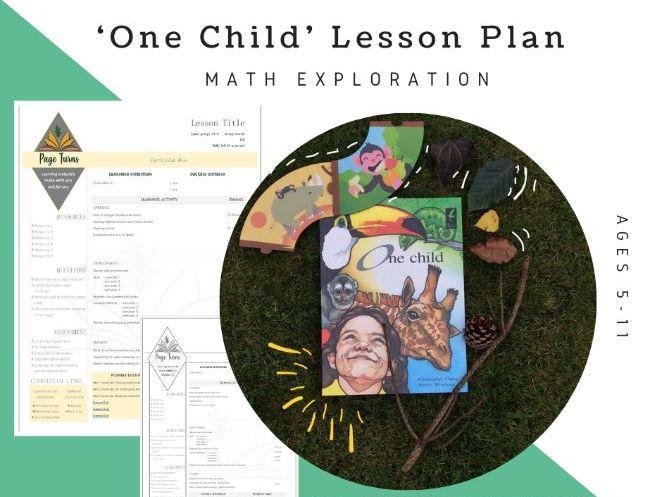 'One Child' Lesson Plan: DATA ANALYSIS