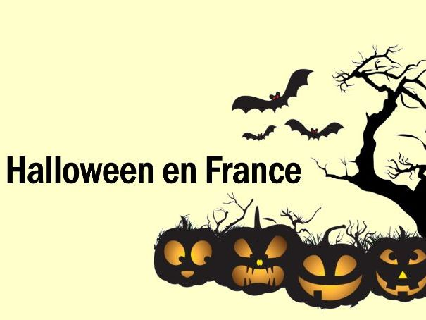 KS3 Halloween in France