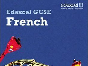 Selection of resources from Edexcel GCSE French for first unit - je me présente