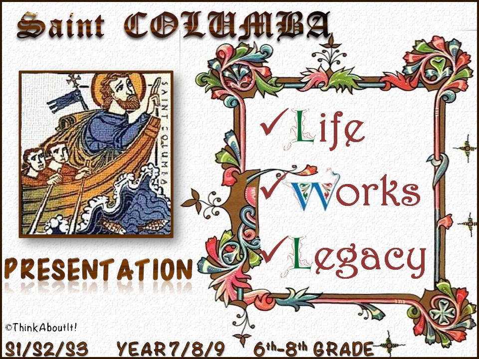 St. Columba Presentation