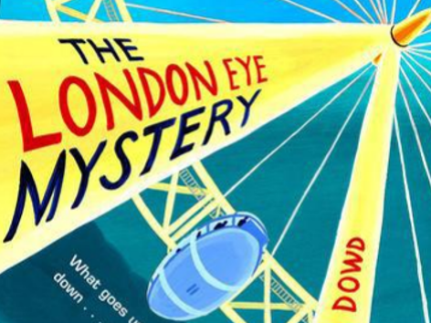 The London Eye Mystery Reading lessons
