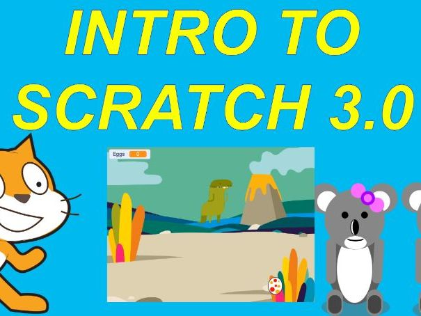 Complete Lesson - Introduction to Scratch