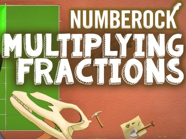 Multiplying Fractions: KS2 Maths Revision Song