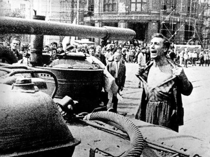 Timeline of dissent and dissidents under Communism during the Cold War