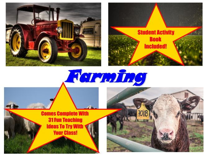 30 Farming And Agriculture Pictures PowerPoint Presentation.