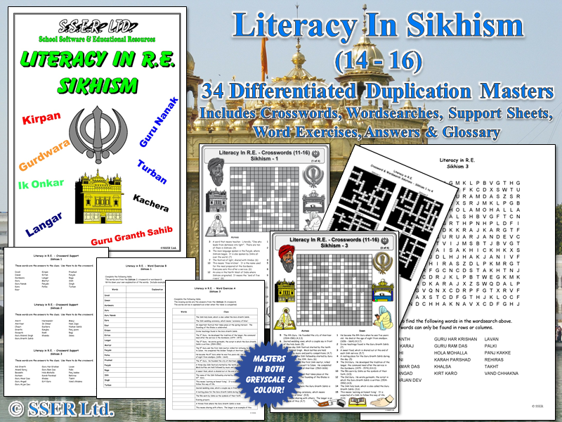 Literacy In Sikhism - Print Masters