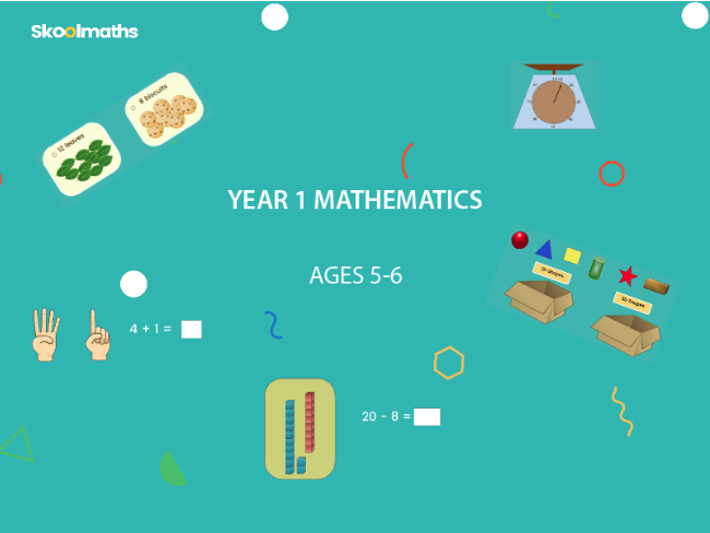 Year 1 Maths Lesson Pack
