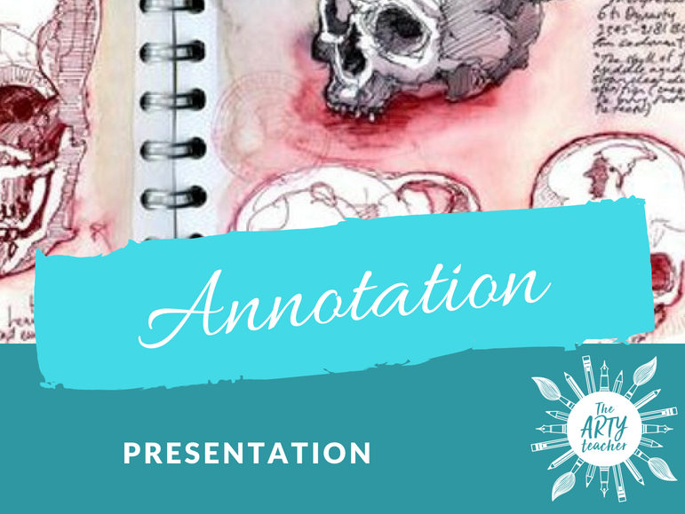 Annotating Sketchbooks Presentation