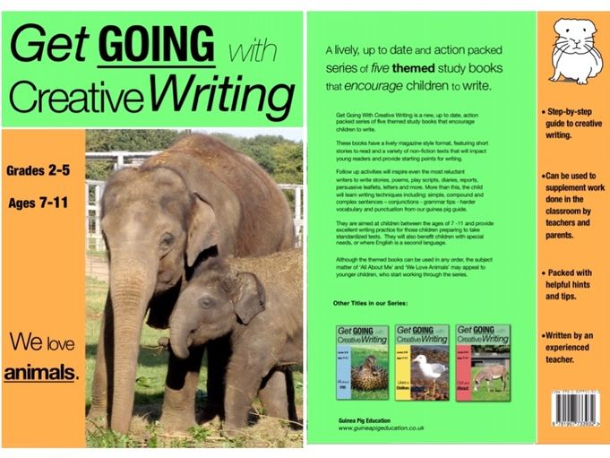Out And About: Get Going With Creative Writing (US English