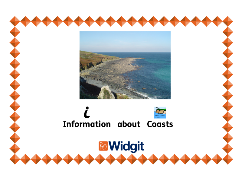 Widgit -  Information about Coast?