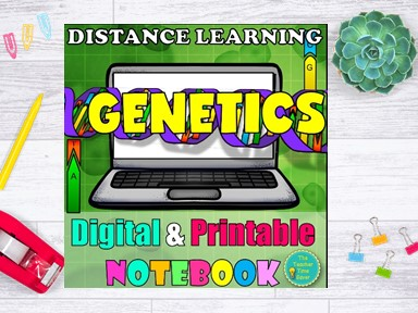 Genetics Heredity and DNA Distance Learning Curriculum