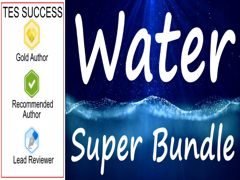 World Water Day Bundle