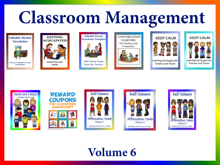Classroom Management Volume 6