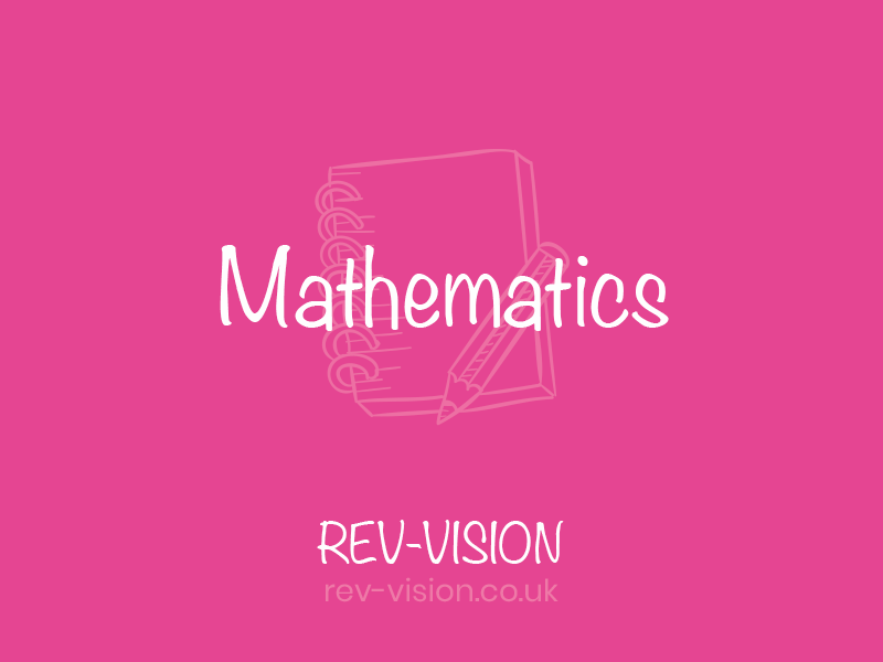 GCSE Forming Shape Equations  Revision Hand made notes