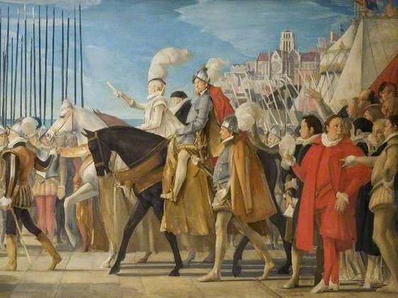 The Chronology of the Spanish Armada
