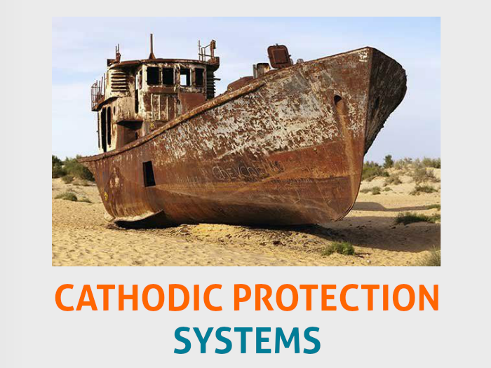 Cathodic Protection - Marine Engineering & Corrosion prevention