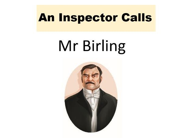 An Inspector Calls GCSE Character and Themes Bundle