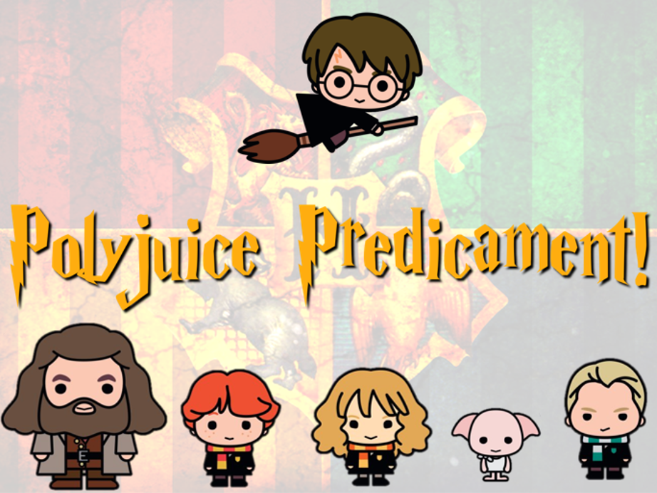 Harry Potter Potions Proportions