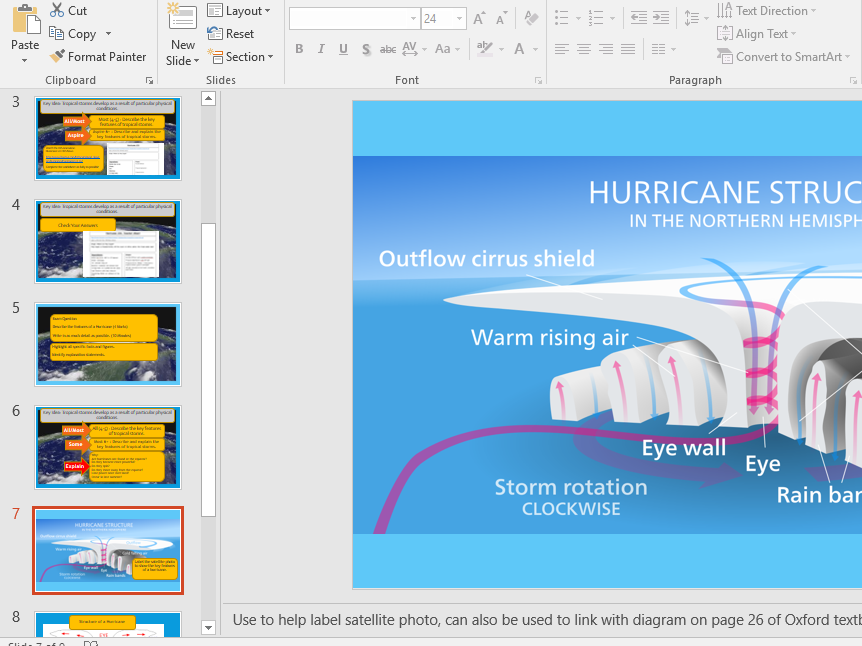 KS3 Hurricanes Bundle