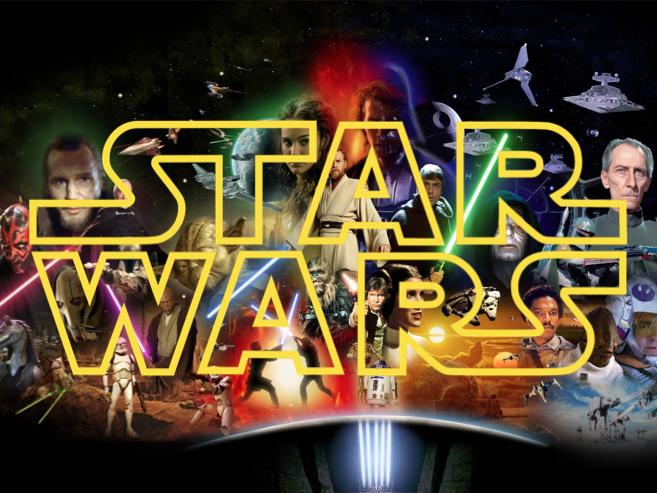 Keyboard Orchestra | Star Wars scheme