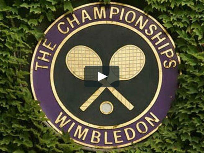 Wimbledon Geography : Game, Set and Trash