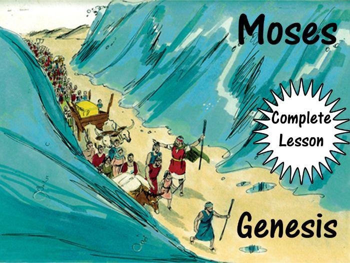 Moses - Genesis