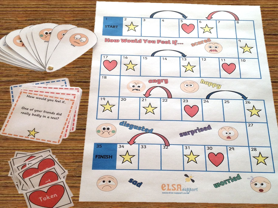 How would you feel if...? - Feelings/emotions game to support emotional literacy/intelligence