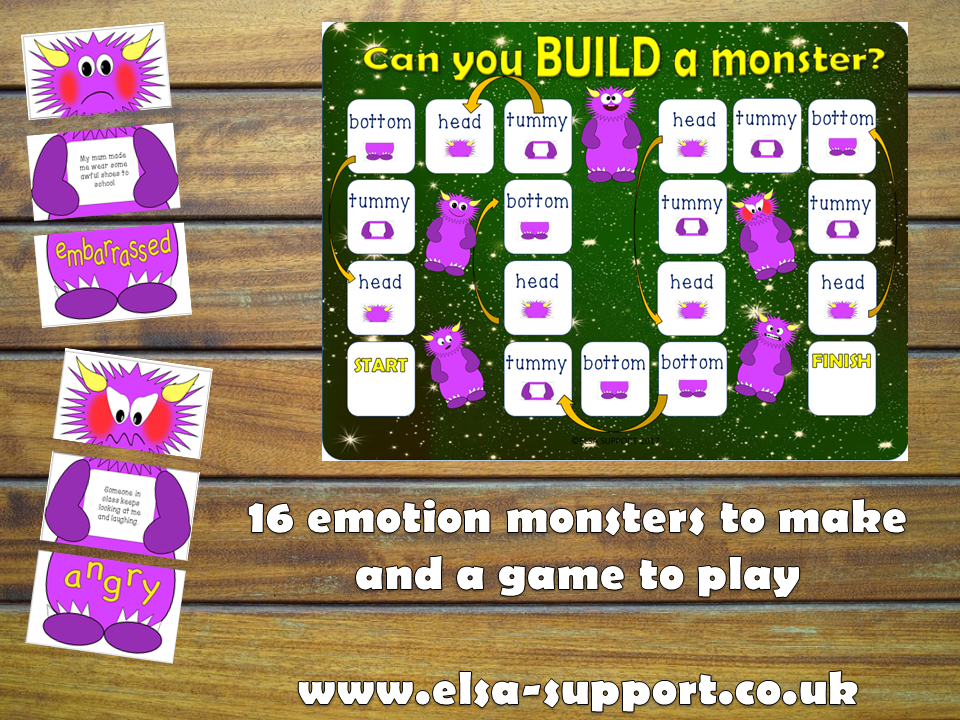 Emotional intelligence - Can you Build a Monster?