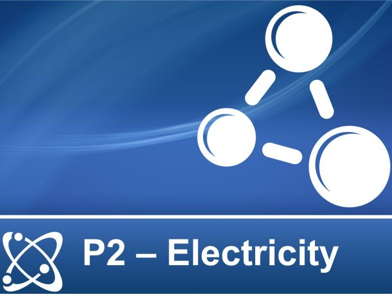 NEW AQA PHYSICS GCSE (Includes Triple Science) - ELECTRICITY - (Full Chapter)