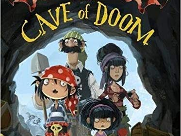 Jolley Rogers and the Cave of Doom Guided Reading Questions (reading comprehension, book study)