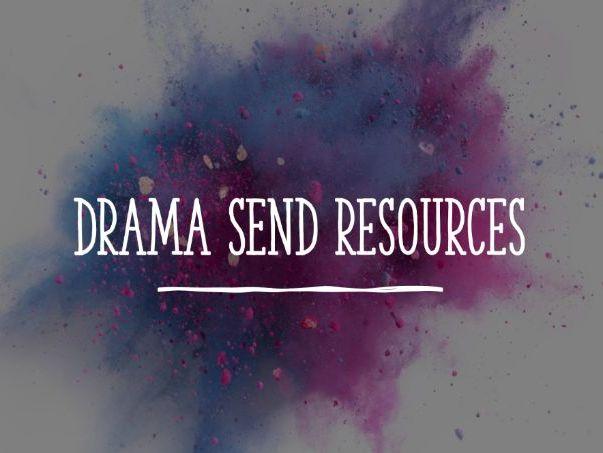 Drama SEND Resources