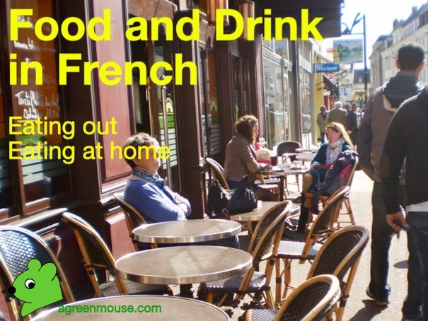Food and Drink in French Listening Resource - Videos + Worksheets