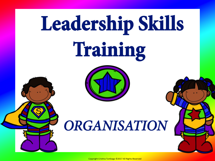 Leadership Skills Training: Organisation
