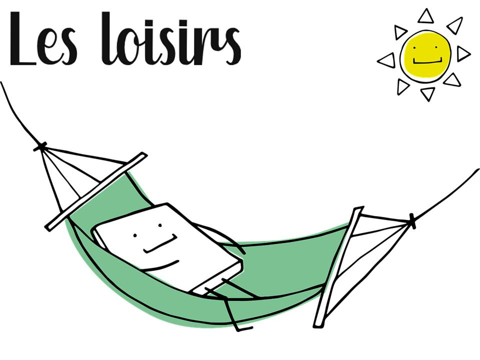 Hobbies in French