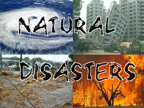 Natural Disasters and their Management