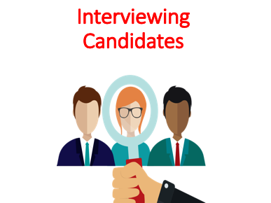 Interviewing Candidates - Human Resource