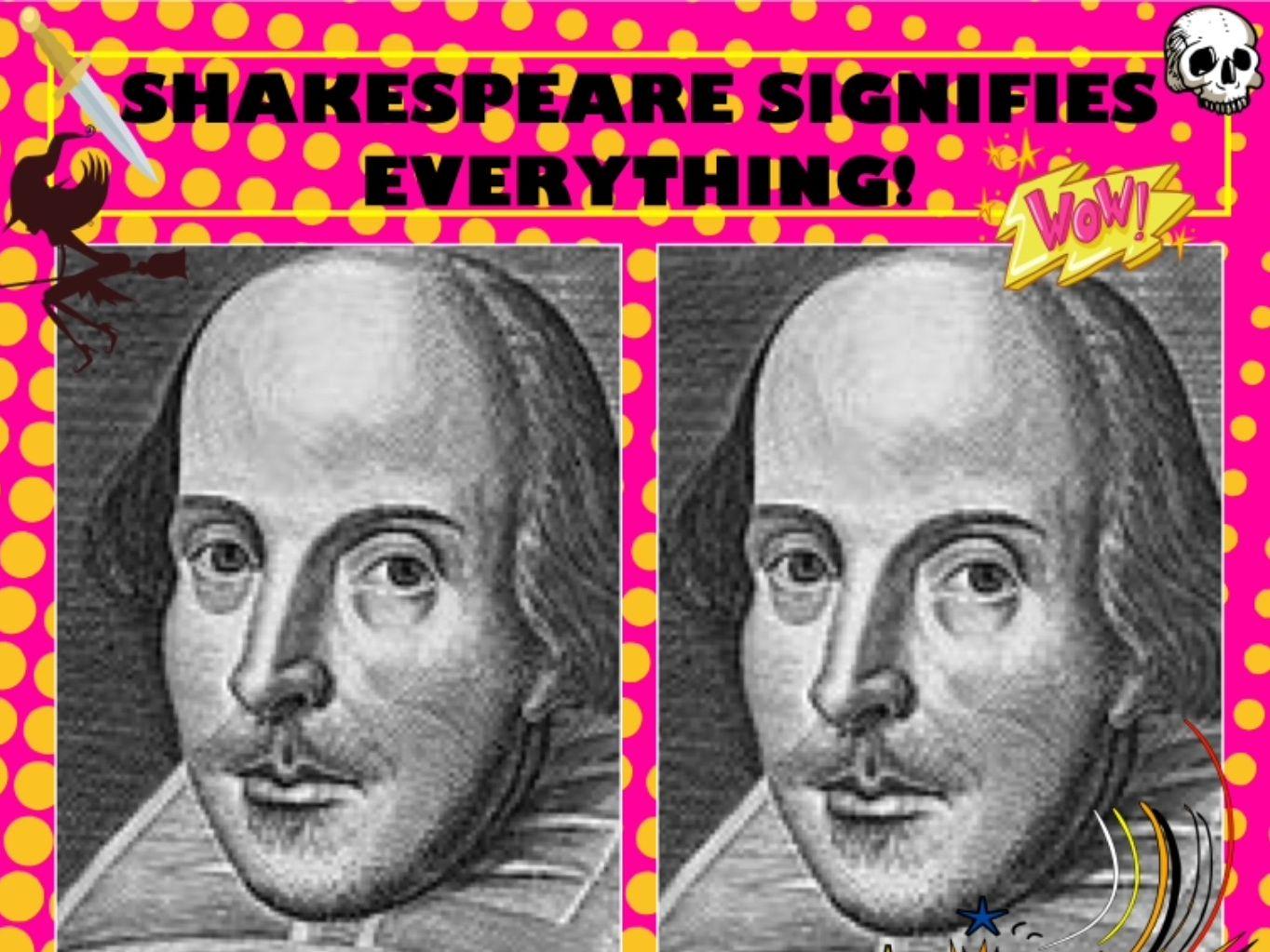 Shakespeare Week: Introductory Bundle
