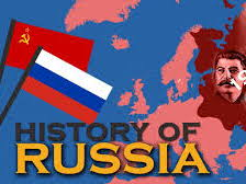 Russia - End of the Tsar and In the Cold War