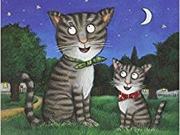 Tabby McTat Julia Donaldson Reading Comprehension for Full Picture Book