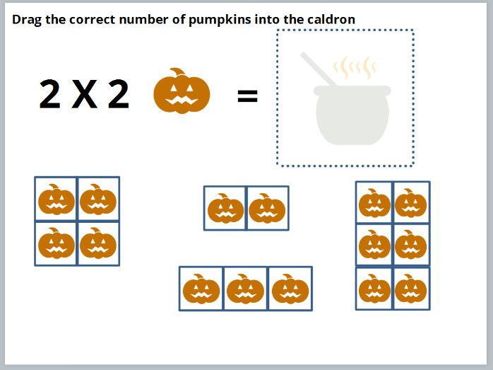 Spooky  Quiz Activity:  MathsShapes, numbers, colours, add, minus, multiply