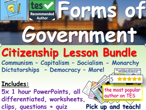 Citizenship: Government