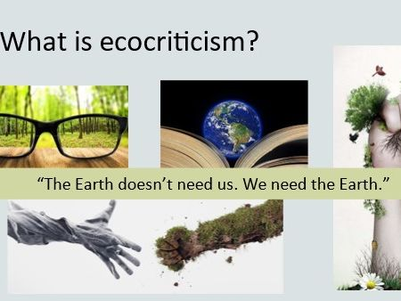 Ecocriticism: The Lorax and The Road