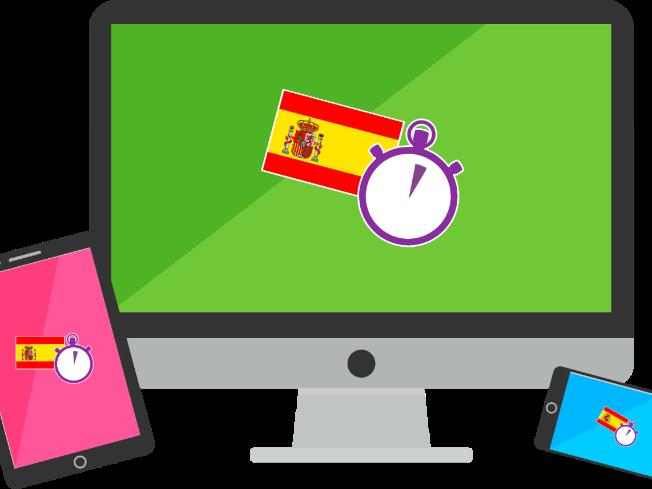 Spanish GCSE Google Quiz Remote Teaching Lessons - Coronavirus