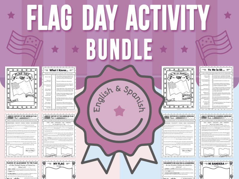 Flag Day Activity BUNDLE