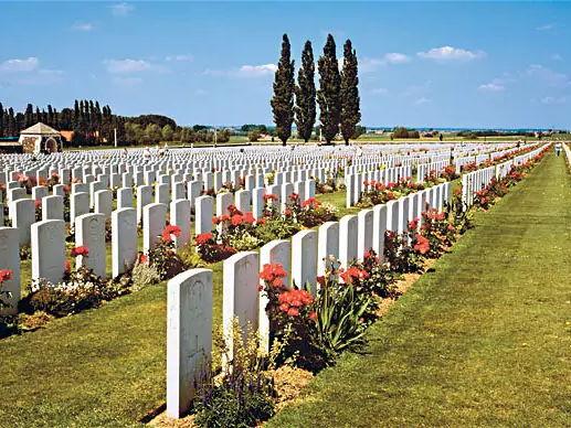 How should we remember war?