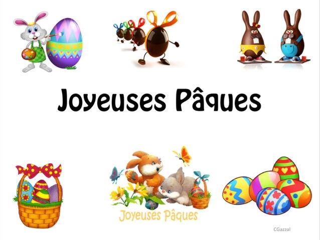 Joyeuses Pâques Pack!