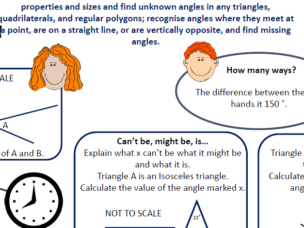 Small Steps to Mastery - Angles
