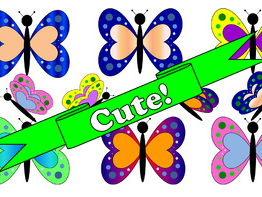 FREE Butterfly ClipArt