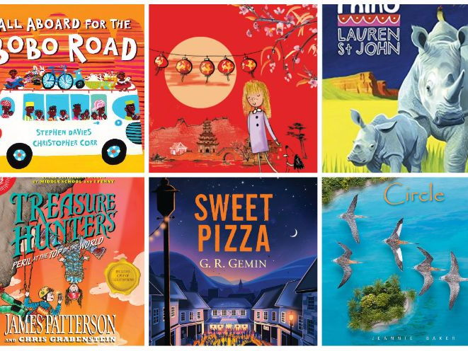 Stories from Around the World - Chatterbooks Reading Club Activity Pack