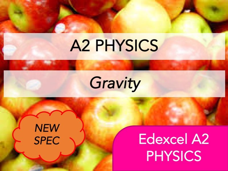 Edexcel A2 Physics(NEW) - Gravity - Revision Posters & Questions
